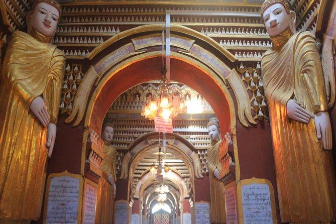 Trip to Monywa & transfer Mandalay from Bagan