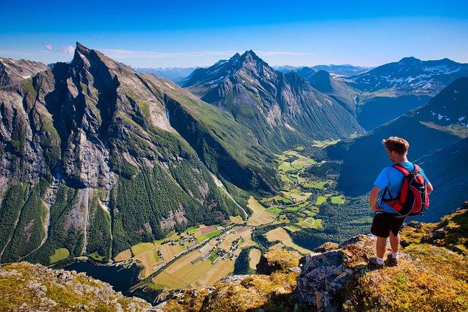 Hiking Mount Slogen