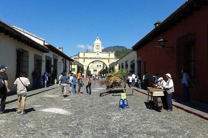 Shore Excursion Antigua Guatemala from Puerto Quetzal
