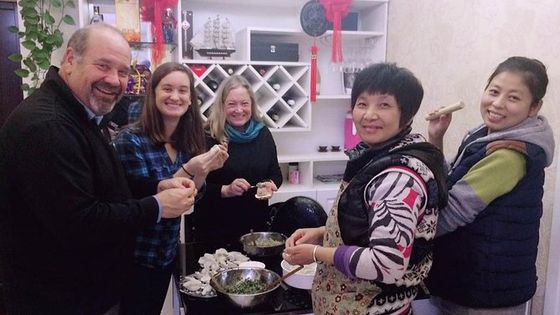 6-Hour Private Tour of Xi'an Local Family Visit