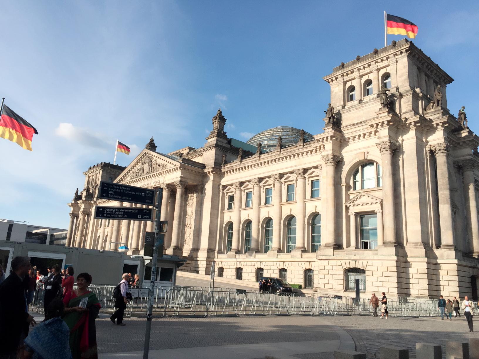 베를린을 만나는 시간