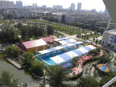 Water Park in Jining City