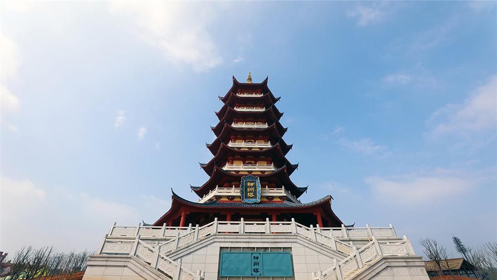 中國湖南寧鄉長沙方特東方神畫一日遊(大門票+往返車)