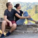 Forbidden City and Mutianyu Great Wall Private Day Tour