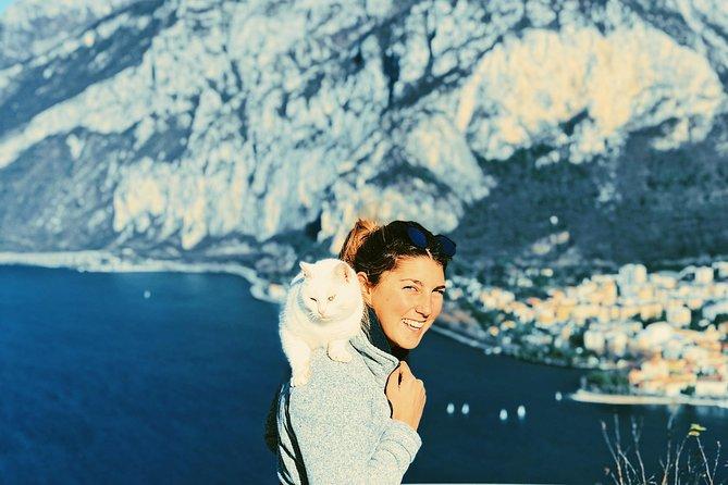 Hiking on Lake Como Mountains