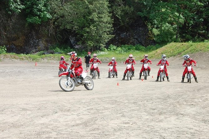 Red Rider Introduction - Learn to dirt bike lesson
