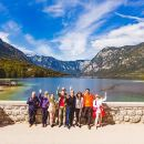 Lakes Bled & Bohinj and Vintgar Gorge Small-Group Day Trip from Ljubljana