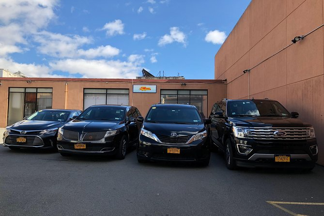 Private Arrival Transfer from San Francisco Airport SFO