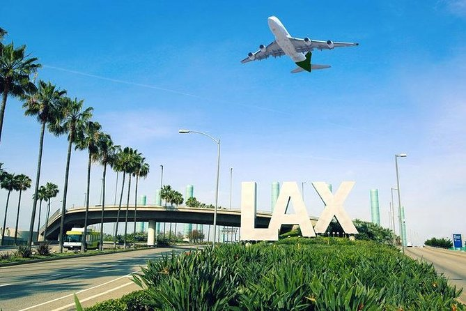 Los Angeles Airport (LAX): Private Transfer To Torrance/South Bay.