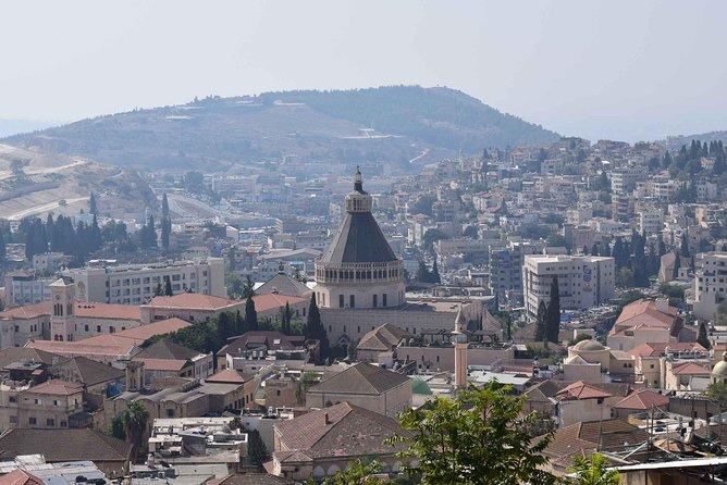 Galilee Highlights Full-Day Trip from Tel Aviv