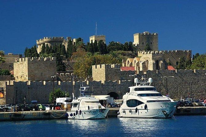Rhodes and Lindos // Shore excursion