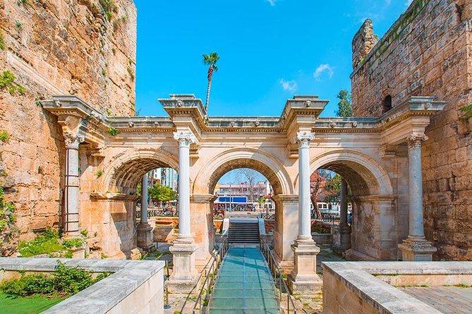 City tour of Antalya