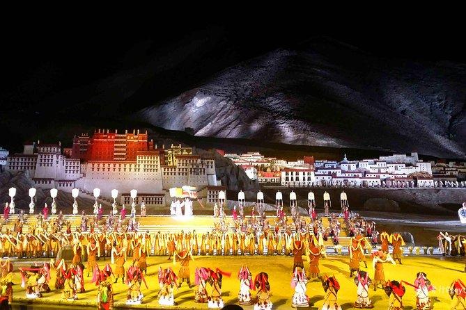 Live action opera show Princess Wencheng
