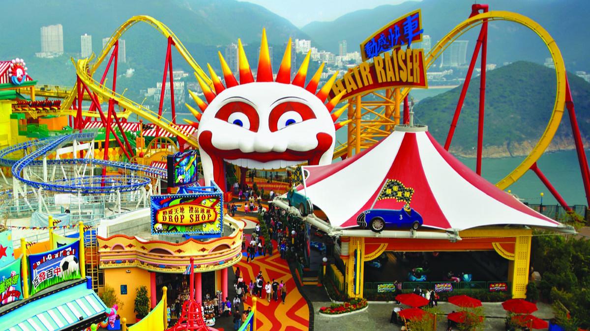 香港海洋公園電子門票/餐券(5折起)