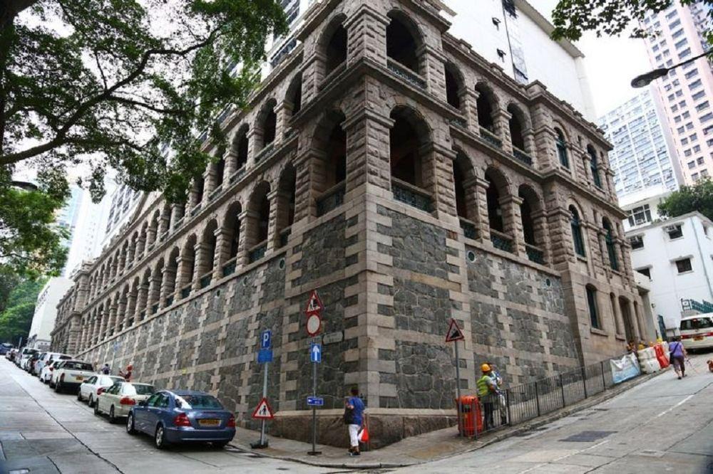 西上环文物建筑街2