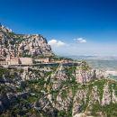 西班牙巴塞羅那蒙特塞拉特 Montserrat 齒輪火車半日遊