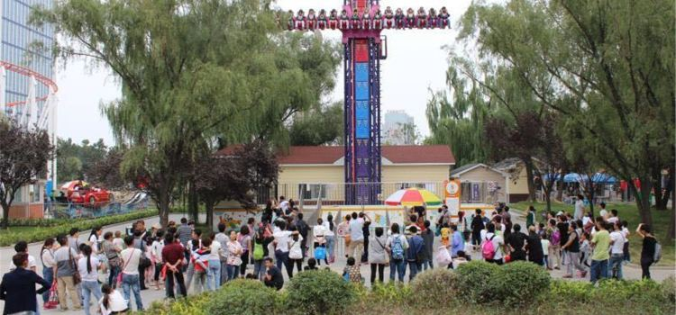 Jinan Zoo Fairy World Amusement Park1