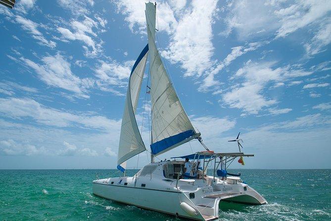 Afternoon Half Day Catmaran Sailing Adventure