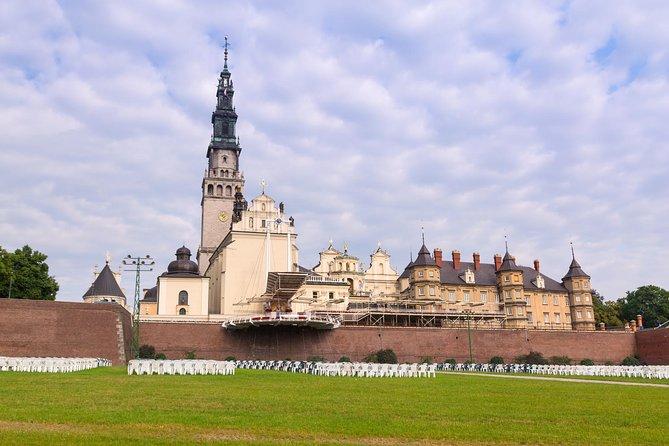From Kraków: Czestochowa Black Madonna