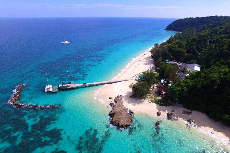 【普吉跳島快艇一日遊】隆島、蜜月島、綠島、皮皮島