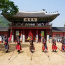 Suwon Hwaseong and Folk Village from Seoul