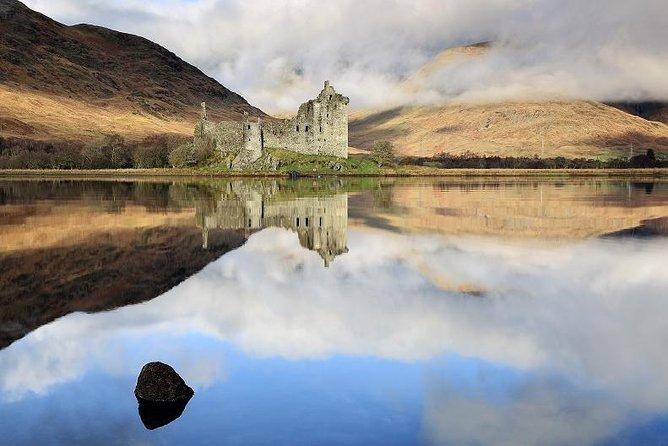 Oban, Glencoe & West Highland Castles from Glasgow