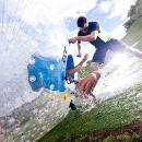 ZORB Inflatable Ball Ride