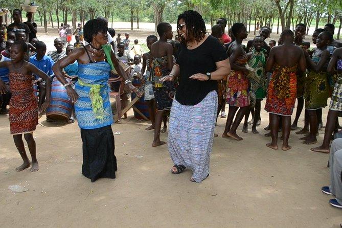 A Ghanaian Village Experience Tour