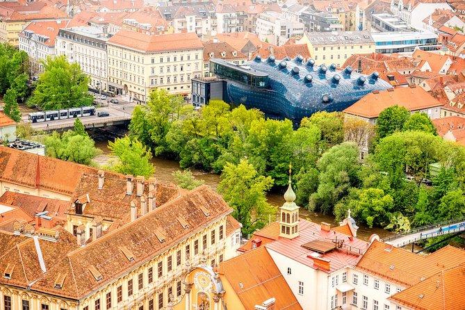 Graz Day Trip from Ljubljana