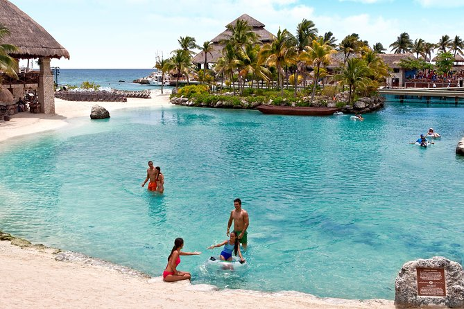 Xcaret from Cozumel