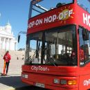 Red Sightseeing Helsinki Hop-On Hop-Off Bus