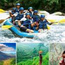 White Water Rafting and Ubud Tour