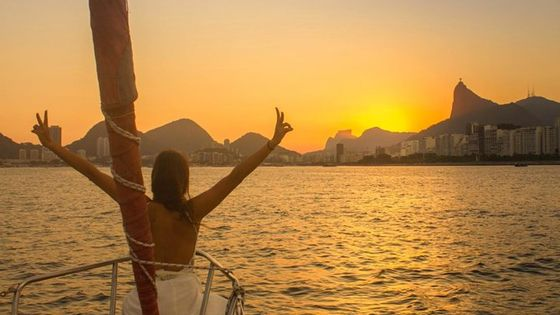 Open Sunset Sailing Tour