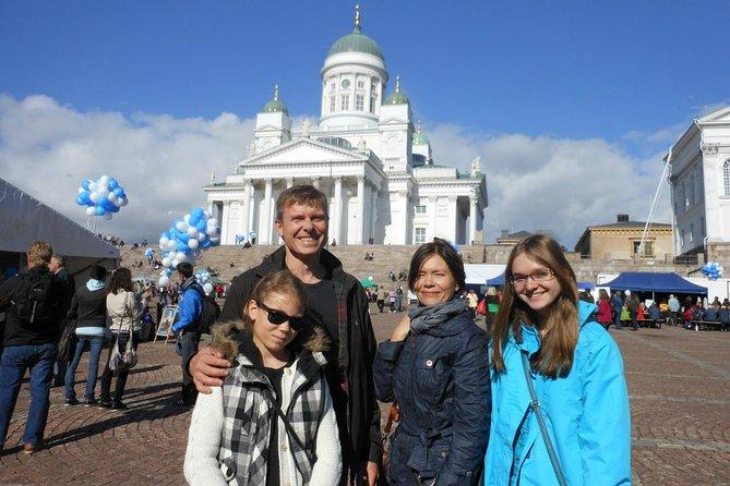 Helsinki Private Walking Tour