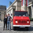 Private Tour: Warsaw Custom-Tailored Sightseeing by retro minibus