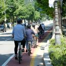 首爾騎自行車之旅