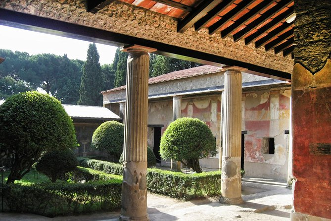 Pompeii Ruins Day Tour from Rome