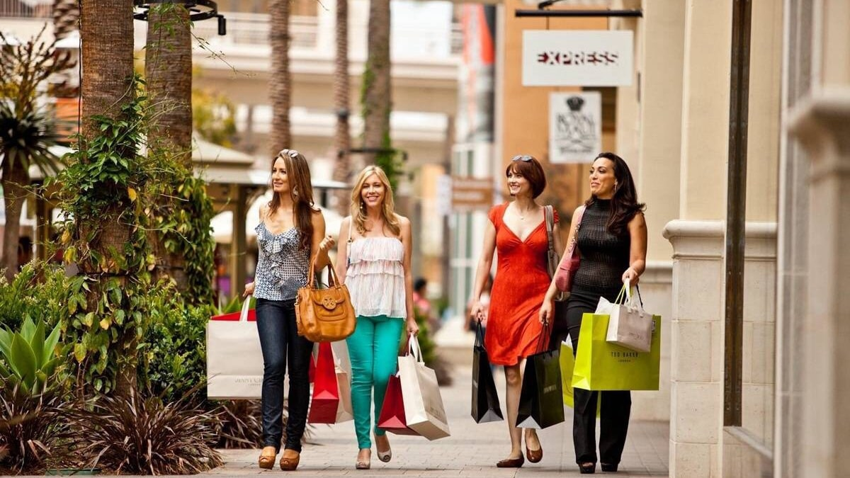 Simon Shopping Discount Coupons for 3 Major Outlets in California