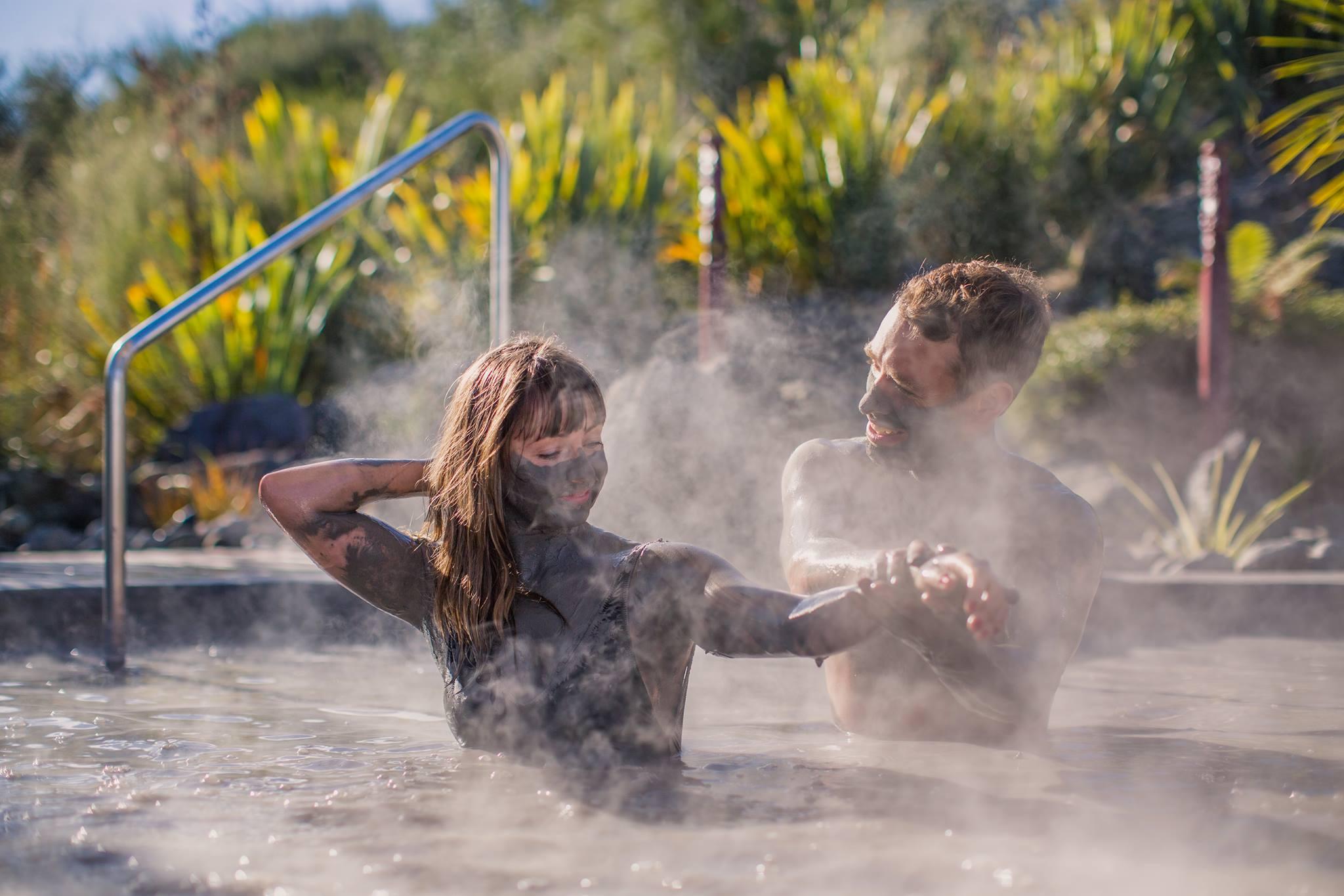 【紐西蘭北島地熱仙境】羅托魯瓦地熱公園 Hells Gate 門票