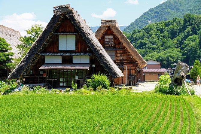 Private Tour of Shirakawago from Kanazawa (Half Day)