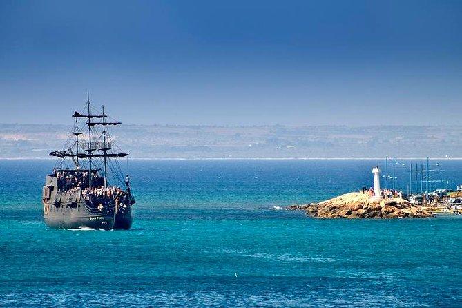 Mega Day Black Pearl Cruise from Protaras