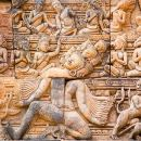 Full Day In-Depth of Banteay Srei, Beng Mealea and Angkor National Museum