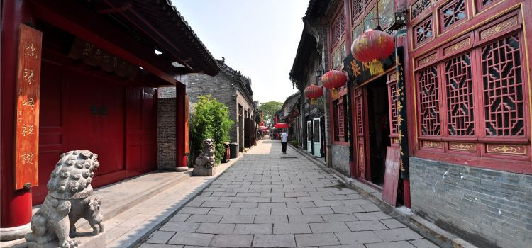 Zhoucun Ancient City3