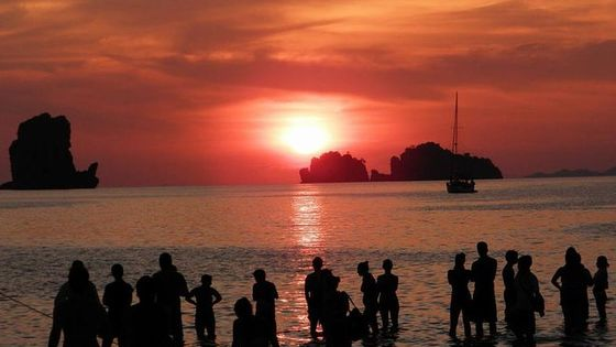 Krabi 7 Islands Snorkeling Sunset and Bioluminescence Tour by Big Longtail Boat