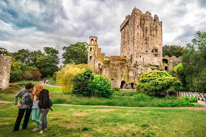 Blarney Castle Day Tour from Dublin: Including Rock of Cashel & Cork City