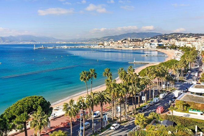 Ultra - Private Airport Transfer from Cannes City Centre to Nice Airport