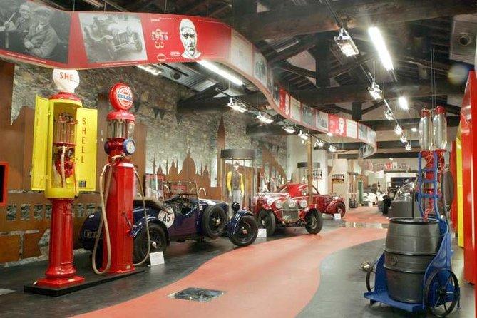 Mille Miglia Car Race Museum