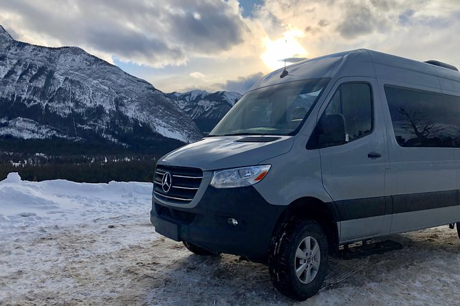 Calgary Airport YYC to Banff – Private Shuttle (Round Trip) | Rated:★★★★★