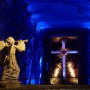 Visit the Zipaquira Underground Salt Cathedral from Bogota