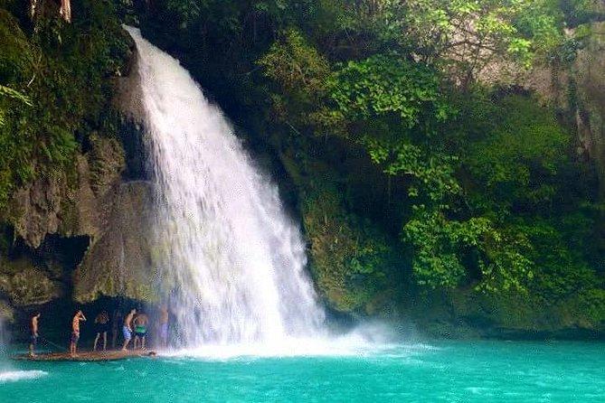 Kawasan Falls Canyoneering with Simala Shrine